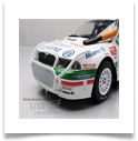 Octavia I WRC Rally Safari 1/18 FoxToys