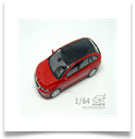 skoda rapid spaceback 1/64 kyosho